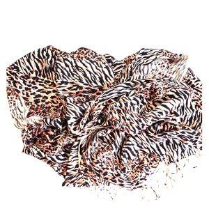 Animal Print Shawl/Scarf